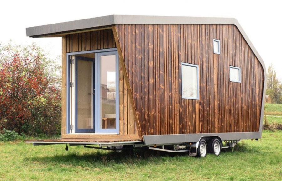 Kebony wood completes sustainable 'Tiny Houses'