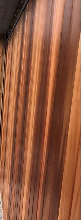 Rundum Original bespoke garage door