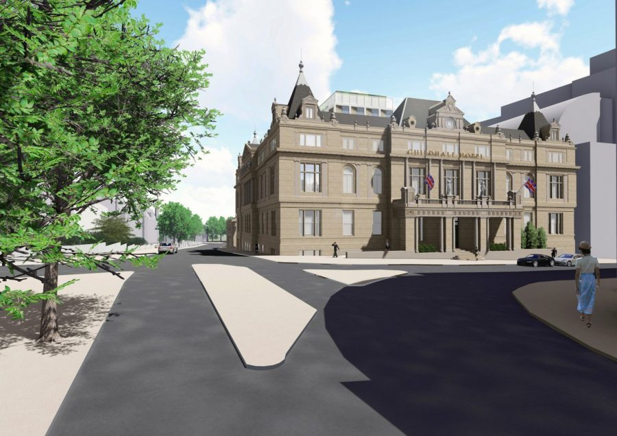 Planning application submitted for Nottingham's Guildhall development 6