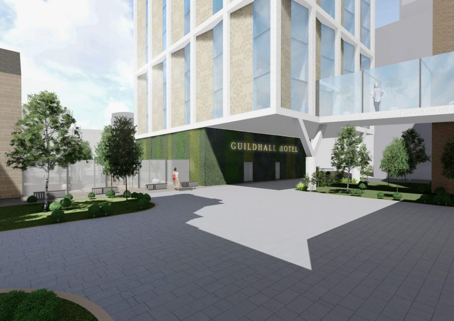 Planning application submitted for Nottingham's Guildhall development 2