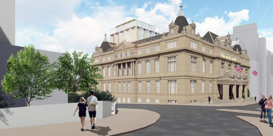 Guildhall development