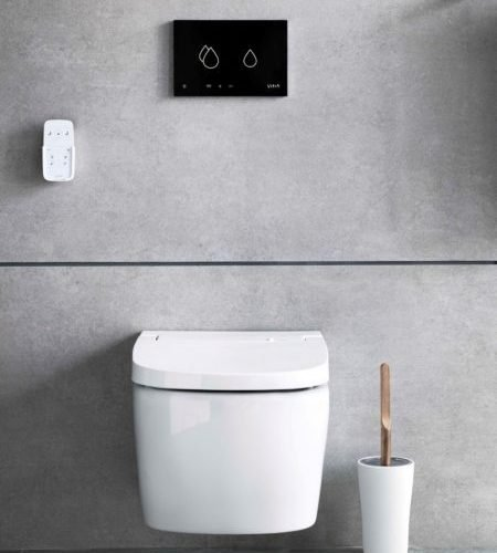 VitrA is fully equipped to meet the need for heightened hygiene
