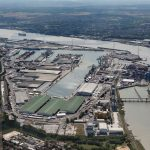 Wilson James expands its construction logistics operation into the Port of Tilbury