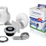 Grab Your Kit and Go with National Ventilation's  New UMD Shower Fan Kits