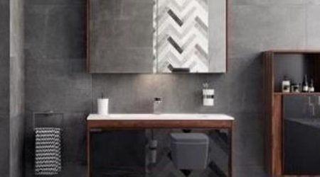hygienic bathroom design