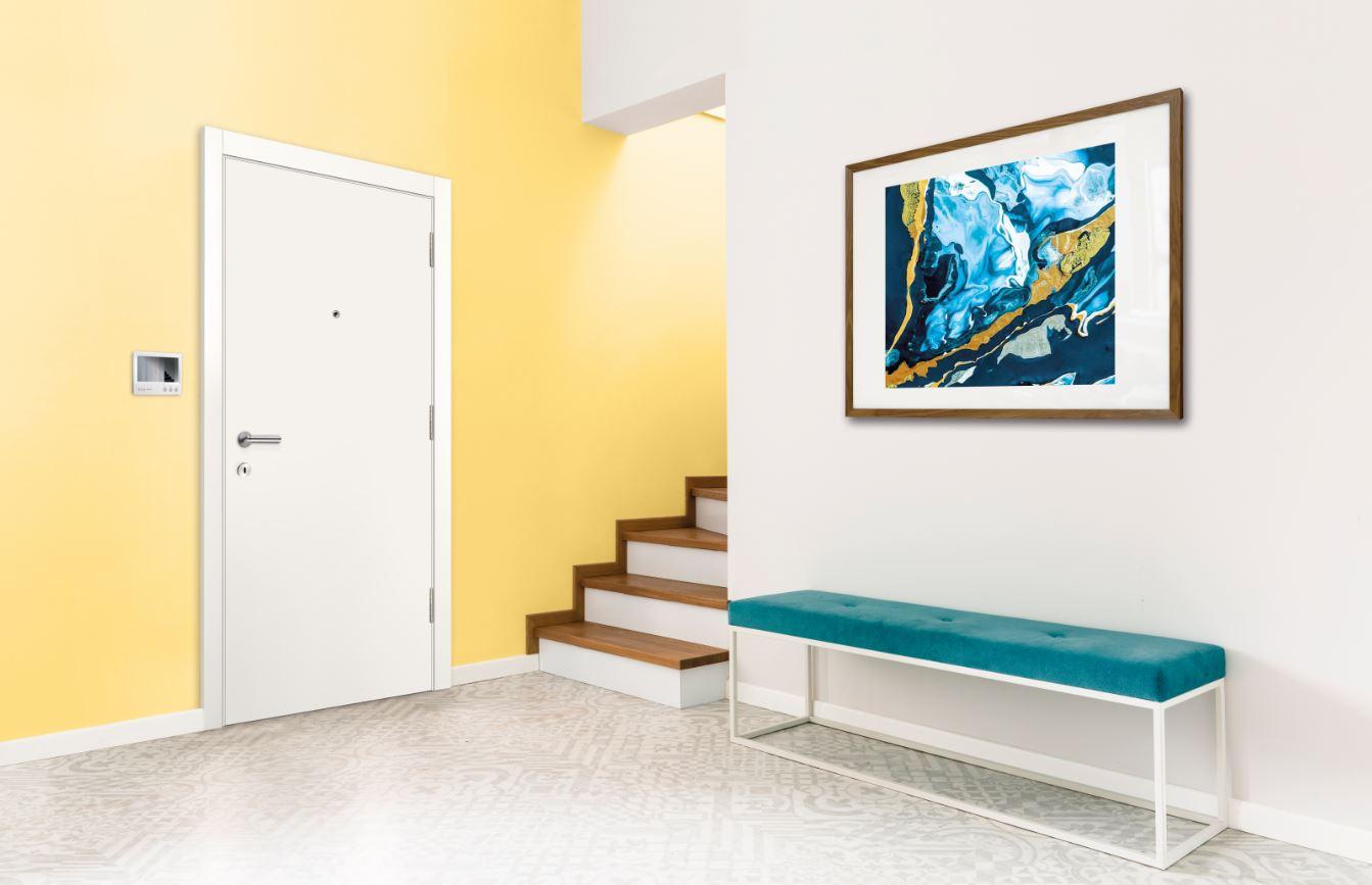 Flush white doors - Vicaima Doors