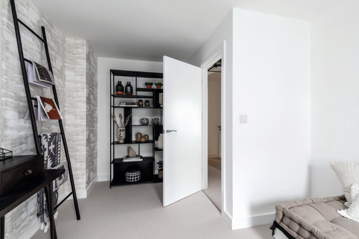 Flush White Doors - The White Collection
