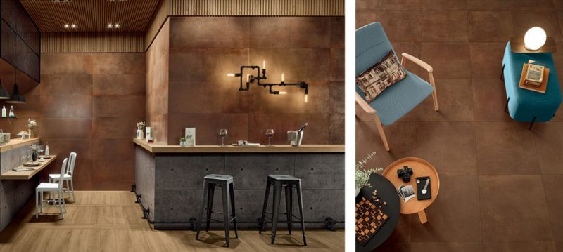 Contemporary Industrial Style