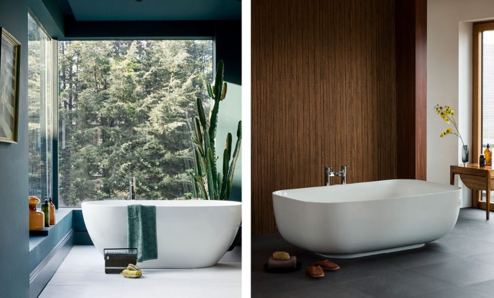 Dark design schemes and colour palettes are an increasingly popular way to achieve this feeling of relaxation and serenity, and have become a favoured interior design choice.