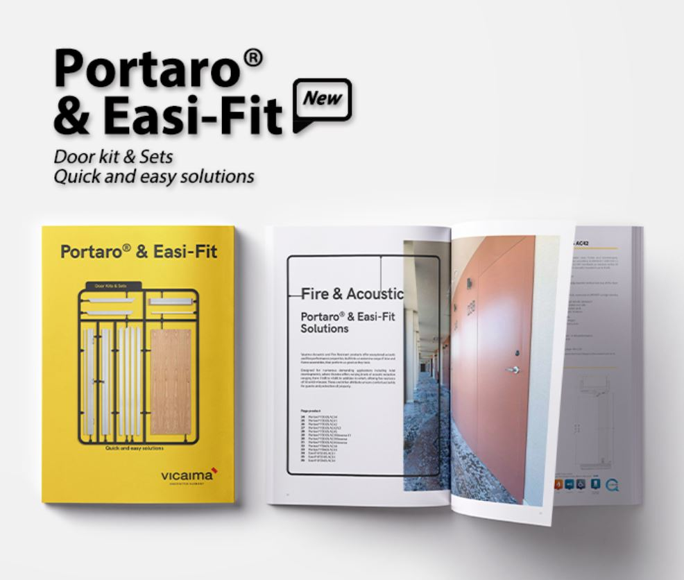 Portaro and Easi-Fit door kits technical guide
