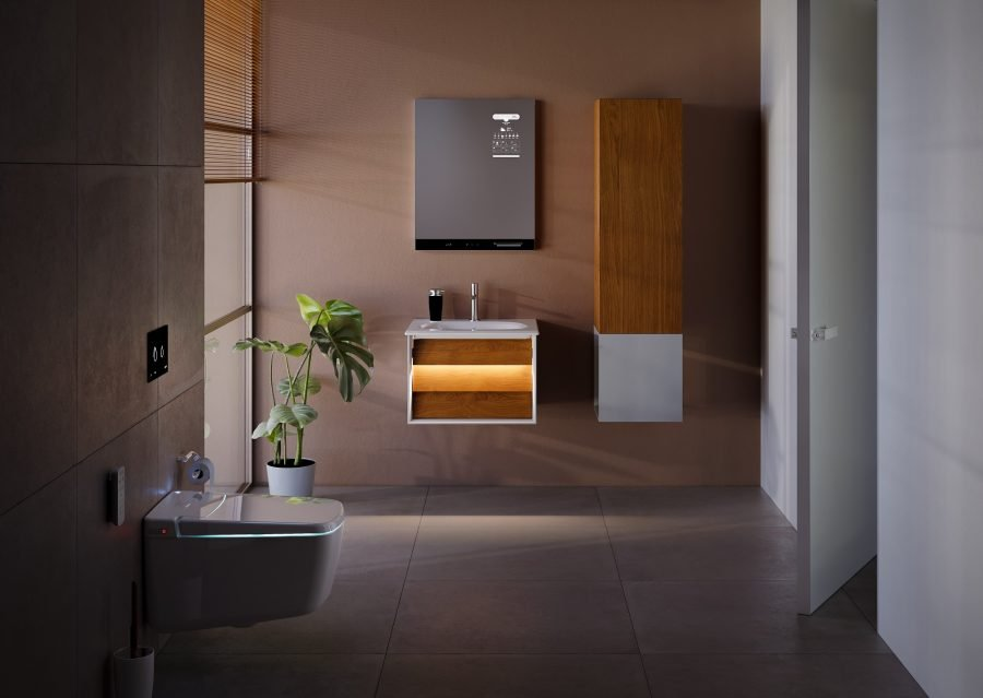 VitrA launches V-Care Prime: the latest innovation in smart WC technology designed by Arik Levy