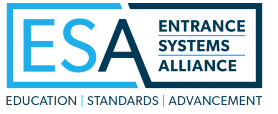 New 'learning centre of excellence' - Entrance Systems Alliance (ESA) – launched by DHF and ADSA 1