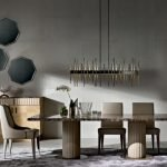 Small scale dining with Juliettes Interiors