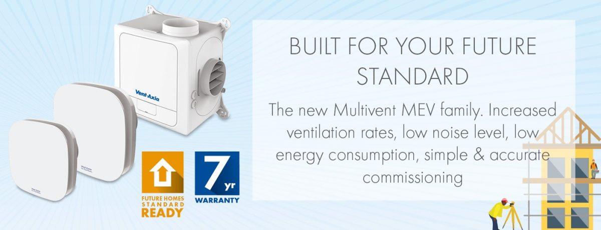 Future Homes Standard - Ventilation