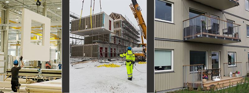 Estonia's Harmet manufactures prefabricated housing modules at speed