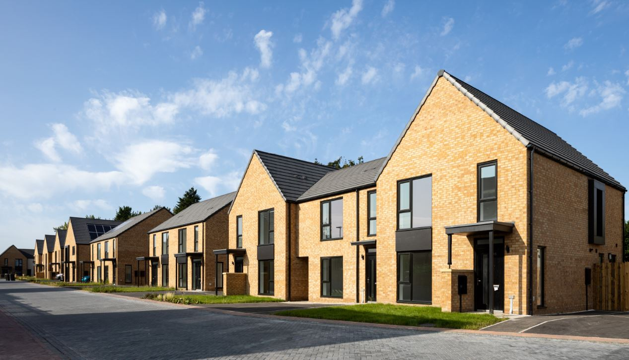 Affordable Housing - Barnsdale Road