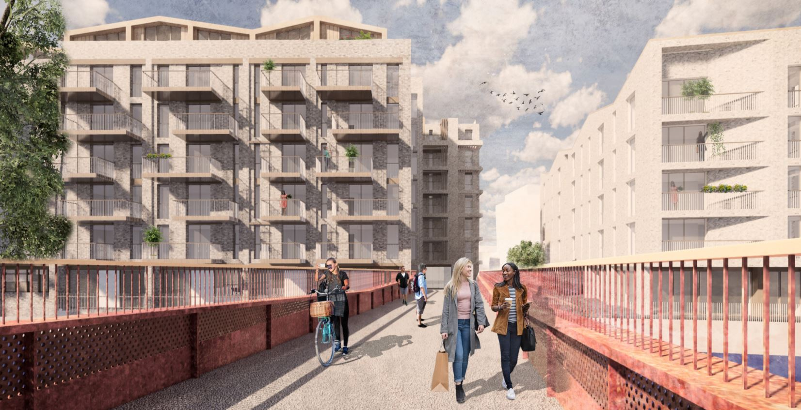 Flood resilient developments approved in York's Castle Gateway
