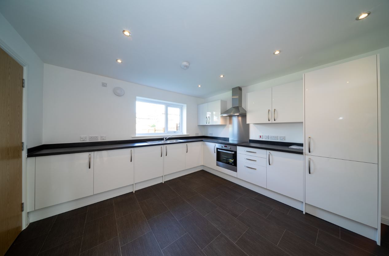 Esh Construction - Barnsdale Road - Kitchen
