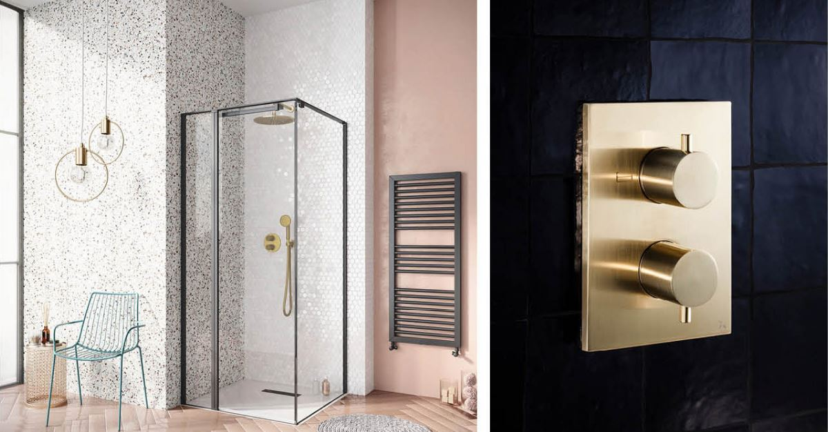Innovative and imaginative showering solutions