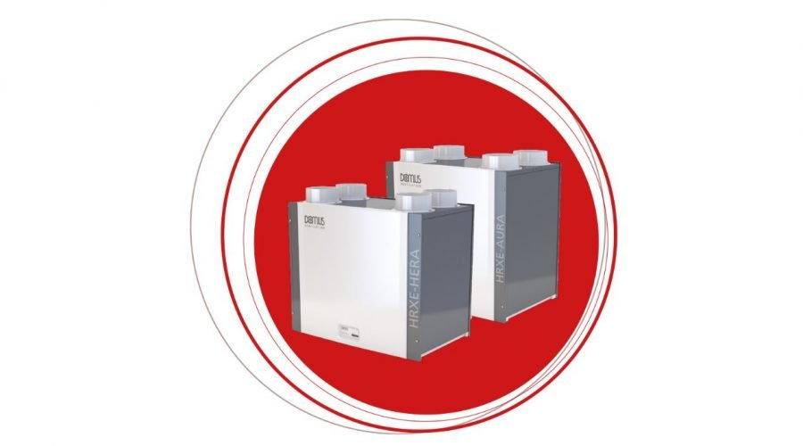 Domus Ventilation - MVHR Systems