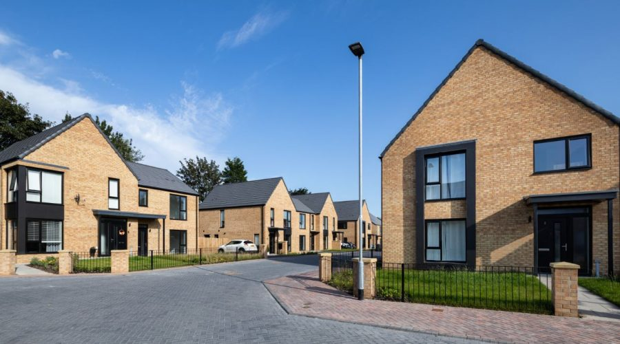 Esh Construction - Affordable Housing
