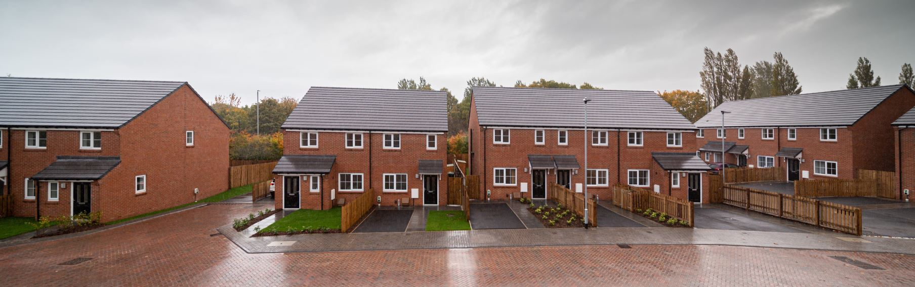 Esh Construction - Affordable Housing