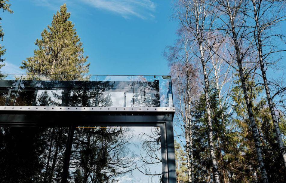 Laagen Cabin - Where design meets nature