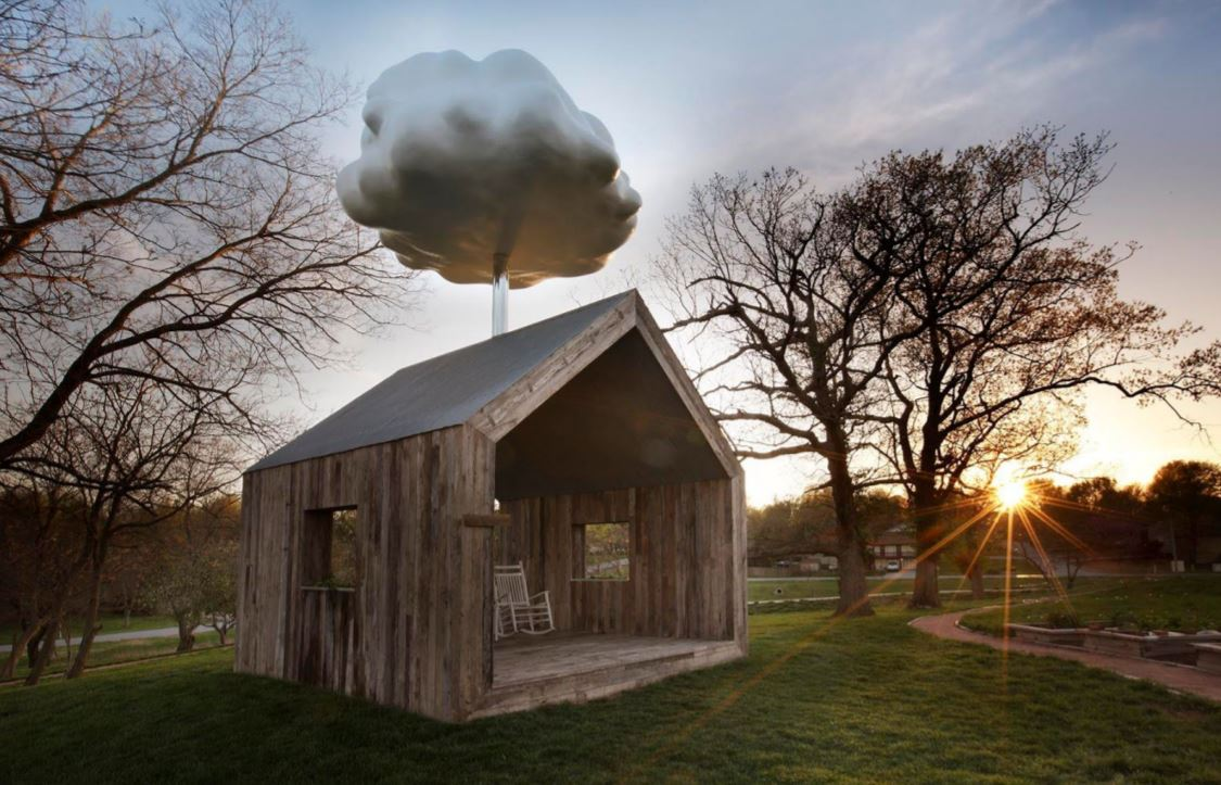 The Cloud House - Understanding Rainwater Harvesting