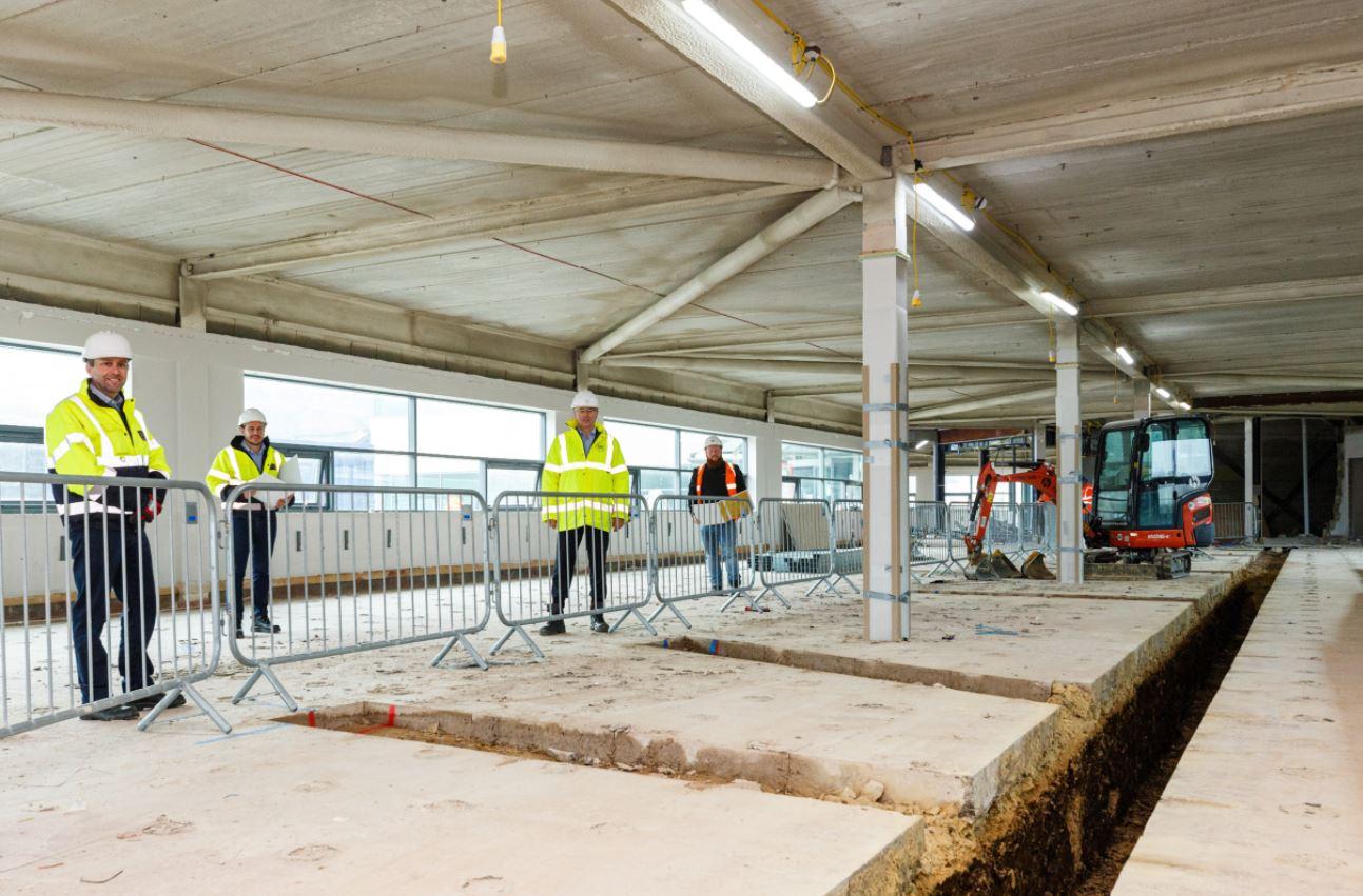 Work Begins on £3.6 million Travelodge at Cobalt Business Park