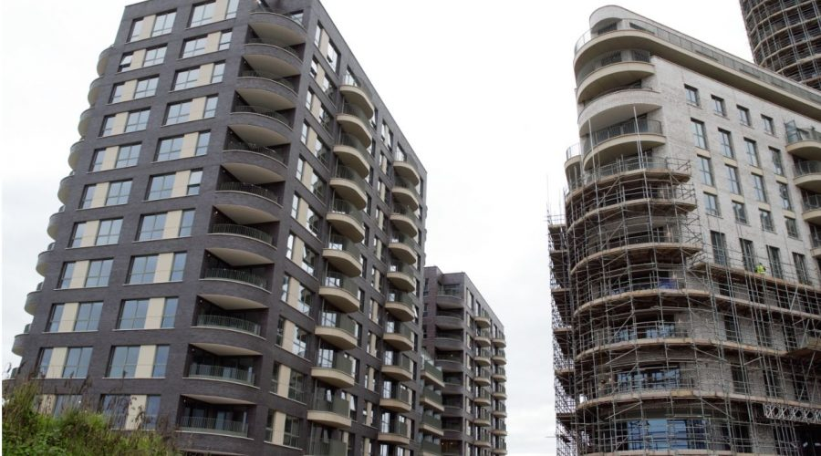 Pura supplies Oaklands Rise Development with 'outstanding' GRC cladding