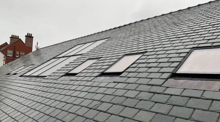 Stella Rooflight Conservation Rooflights