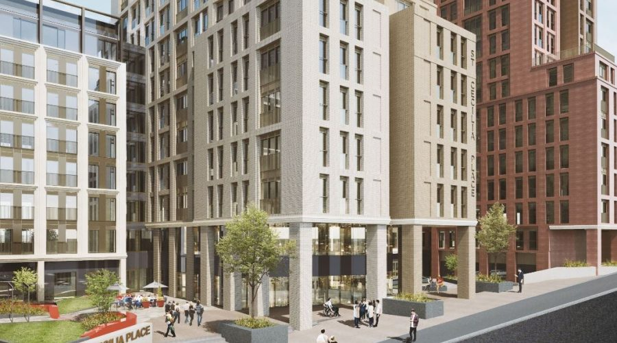 DLA secures planning consent for redevelopment of Leeds Quarry Hill site