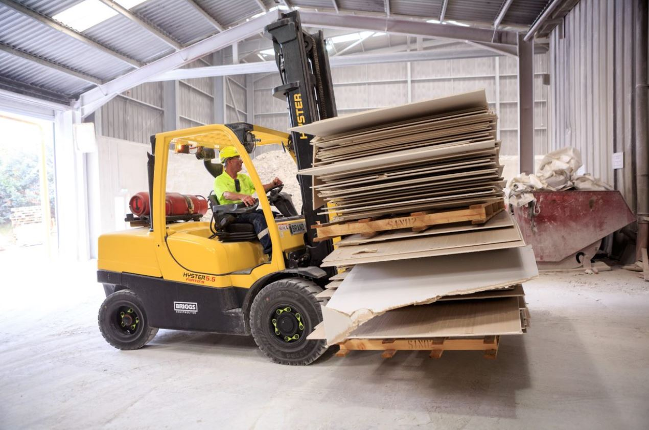 Etex - Recycled Plasterboard
