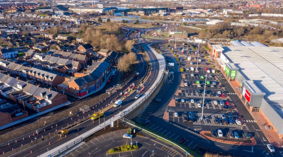 SSTC3 Highways Scheme Provides £17.1m Boost for North-East SMEs
