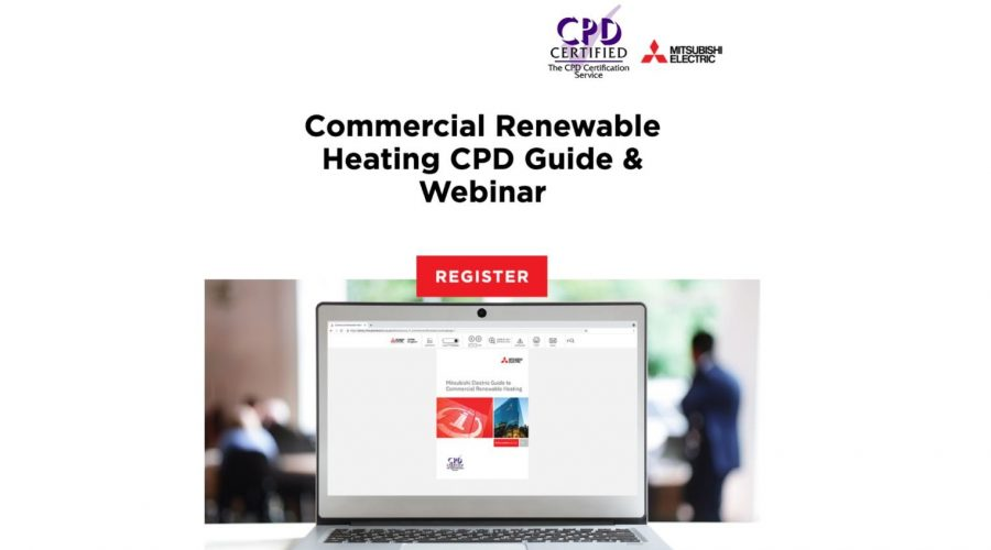 CPD webinar on Renewable Commercial Heating