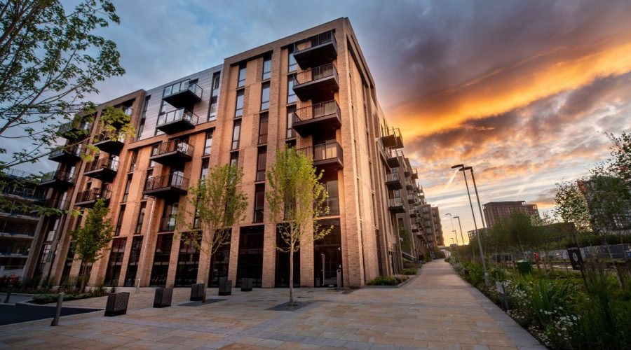 Five years under development, one of the biggest new neighbourhoods in Greater Manchester shows sizeable economic impact
