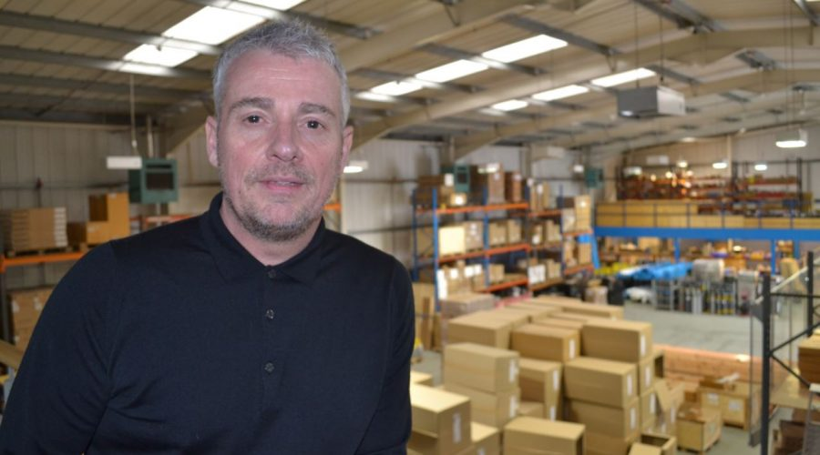 TF Solutions - Managing Director, Andy Cherrill