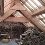 Aqueduct Cottage  - a new milestone and a new roof!