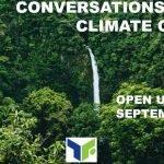 Conversations about Climate Change exhibition