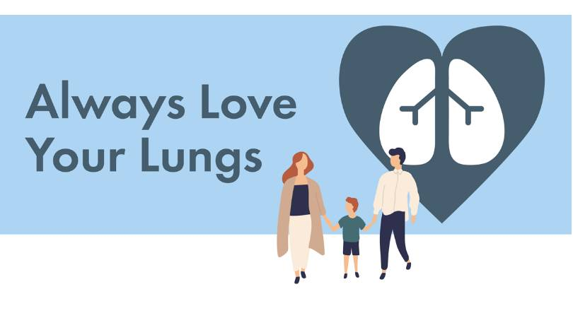 Vent-Axia Offers Ways to Help Take Care of Your Lungs for 'Love Your Lungs' Week