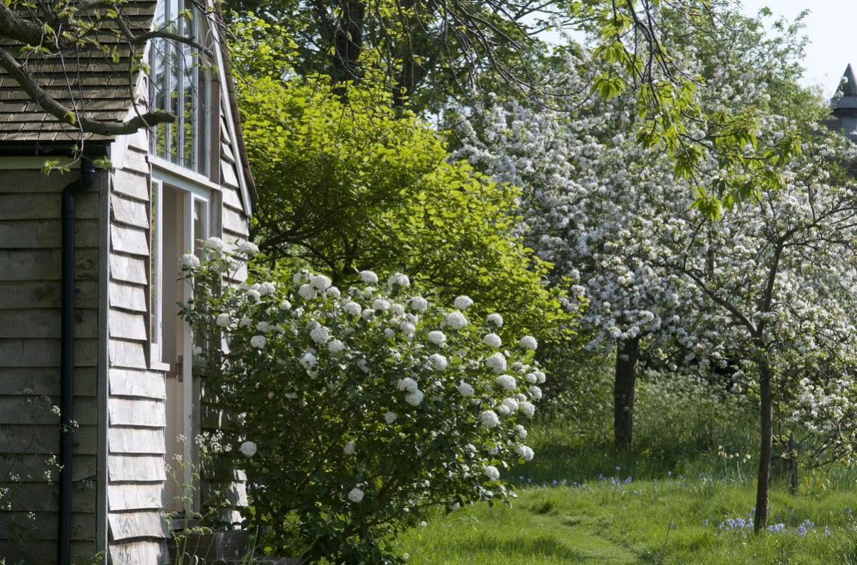Creating a room of ones own as sales of garden rooms soar
