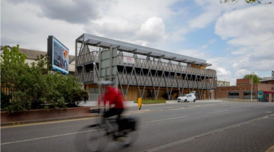 Active Commuting for a 'Mini-Holland' in Kingston