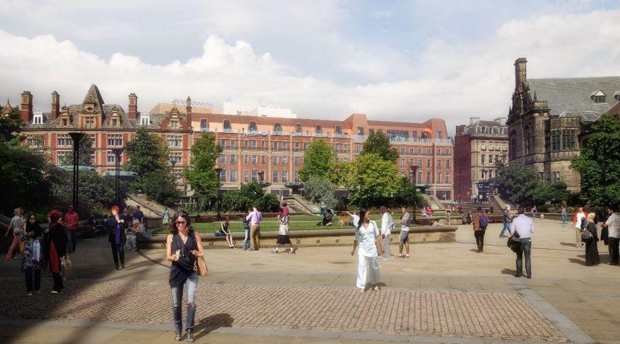 Works commence on Sheffield's flagship Radisson Blu hotel development