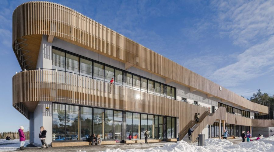 Pioneering school puts sustainability first