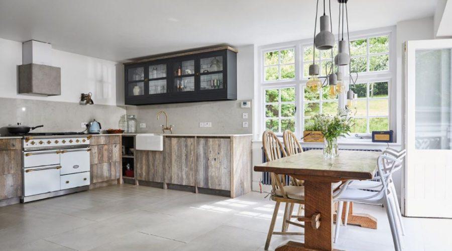 The Main Company - Designing a bespoke kitchen