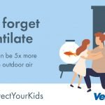 Vent-Axia Offers Eight Easy Steps to Help Protect Children from Indoor Air Pollution on Clean Air Day