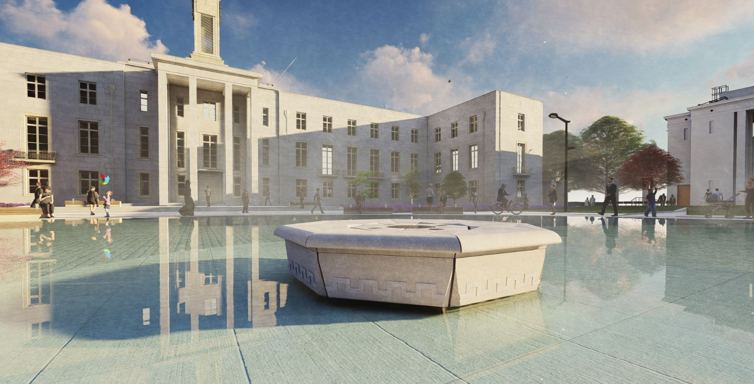 London Borough of Waltham Forest unveils Fellowship Square, a new cultural venue for residents in the heart of the borough