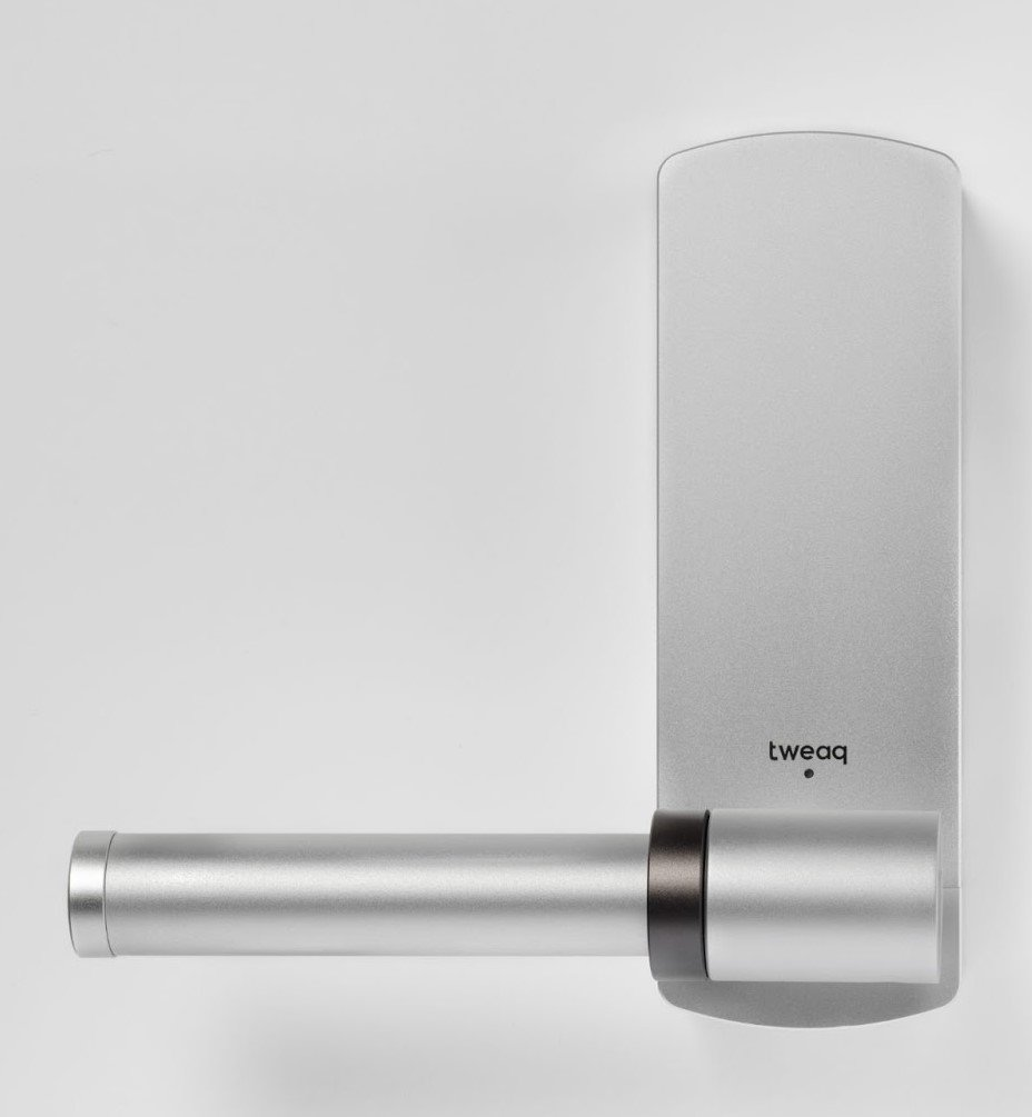 Smart self-disinfecting door handle launches in time for the world reopening post-COVID