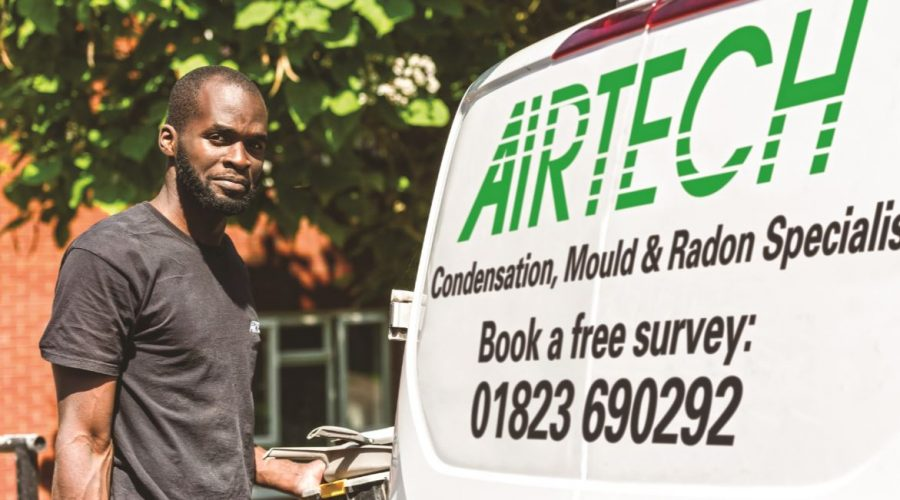 Airtech Supports Landlords to Help Protect their Residents from Radon this Summer