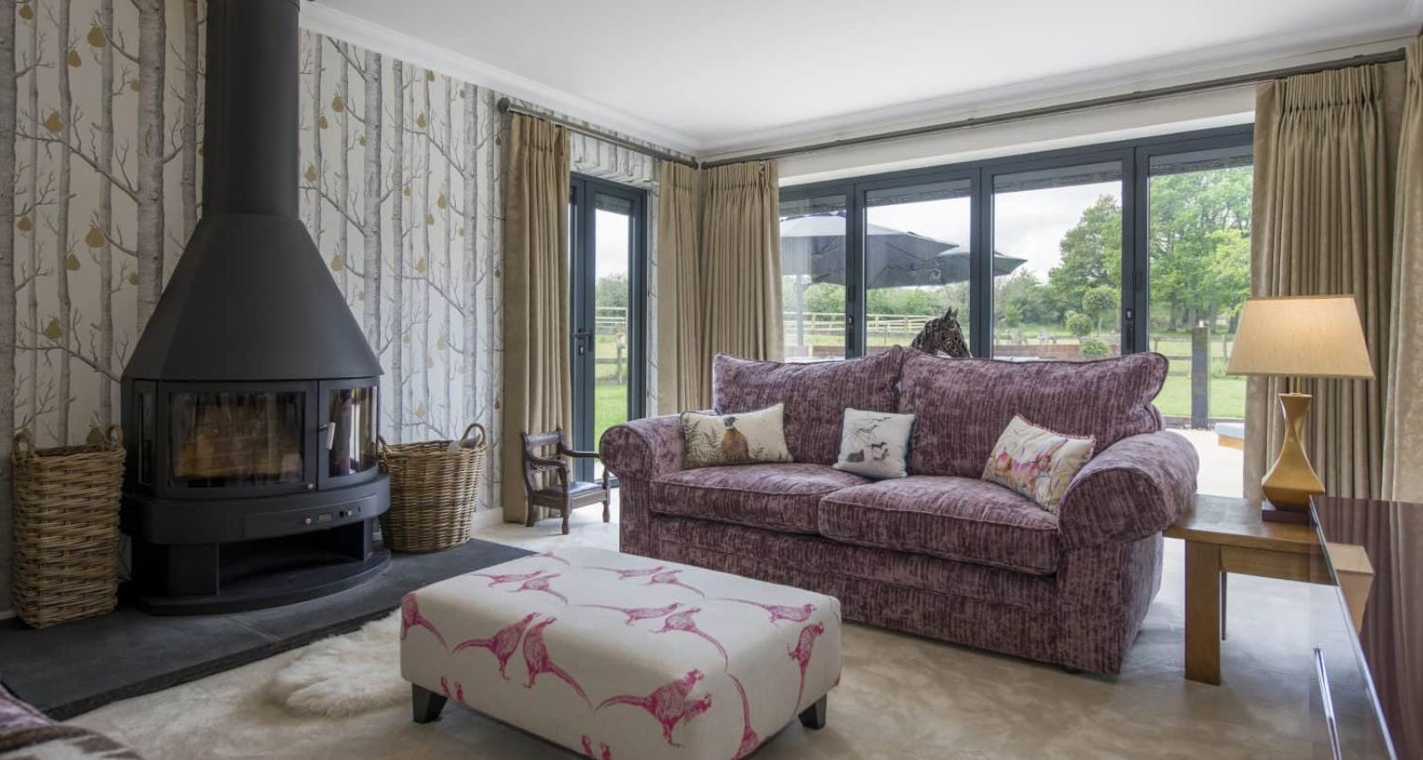 Stunning traditional property given new life with Express Bi-Folding Doors